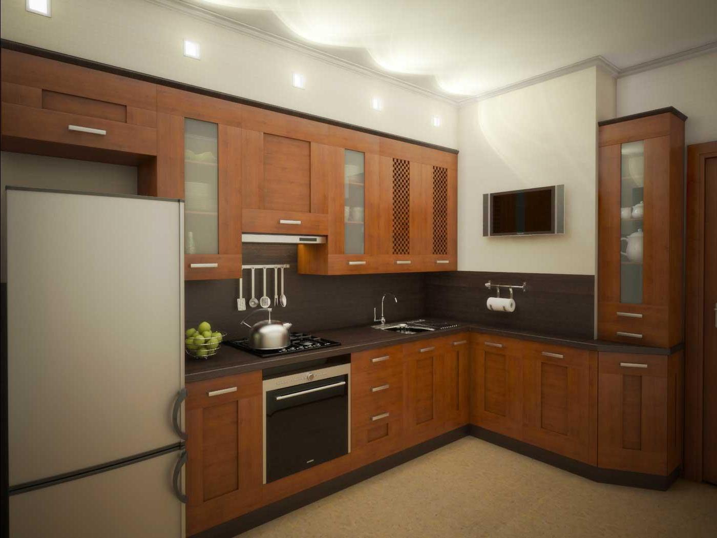 Дизайн проект кухонь фото