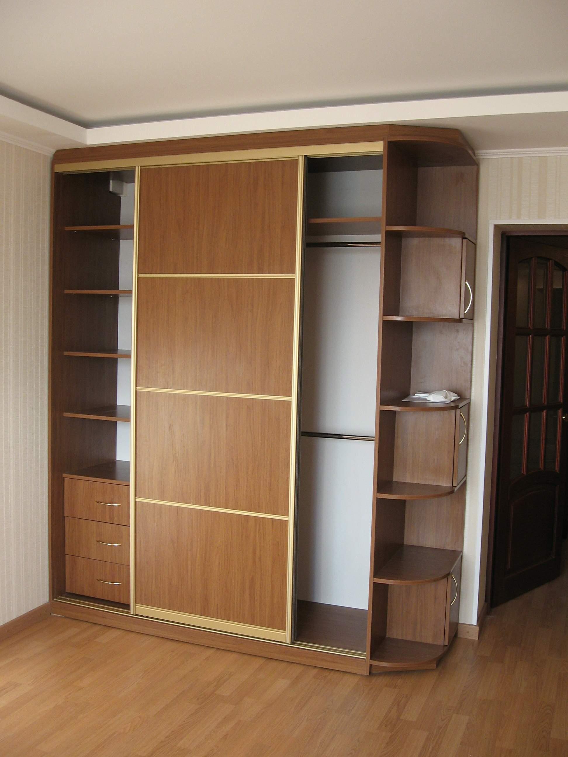 фотогалерея дизайна шкафов купе