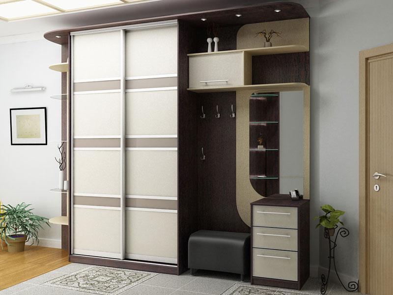 Дизайн шкафы купе прихожие